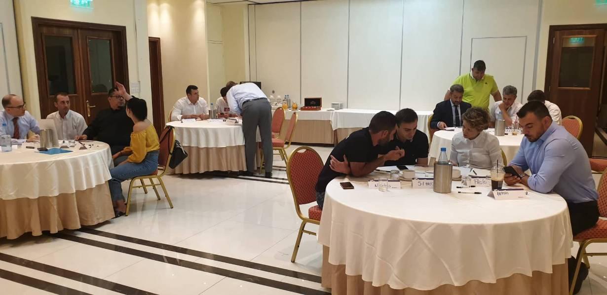 DanatCon Workshop for Semeli Hotel