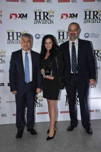DanatCon receiving HR Award 2019